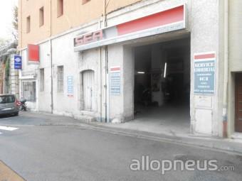 centre montage de pneus PORT VENDRES