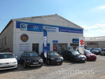 Pneu ch teau arnoux eurl garage mauro top garage for Garage reignier alpes pneus