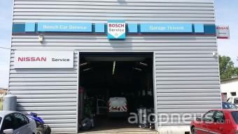 Pneu mornant garage thivent centre de montage allopneus for Garage montage pneu