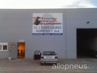 centre montage de pneus RIXHEIM