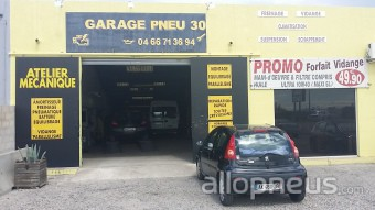 Pneu bernis garage pneu 30 centre de montage allopneus for Garage ad pneu