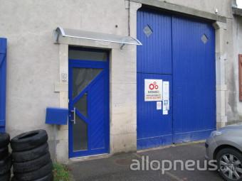 centre montage de pneus CHENICOURT