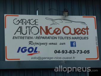 Pneu nice garage nice ouest centre de montage allopneus for Garage nice centre