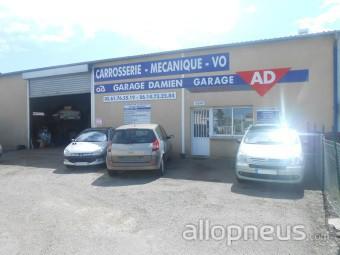 Pneu fonsorbes garage damien ad expert centre de for Garage ad pneu