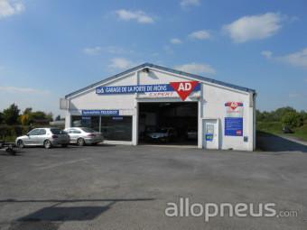 Pneu bavay garage de la porte de mons centre de for Garage ad pneu