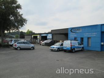 Pneu hesingue garage dilber centre de montage allopneus for Garage montage pneu