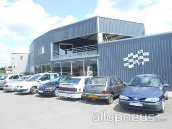 pneu albias garage olivier centre de montage allopneus