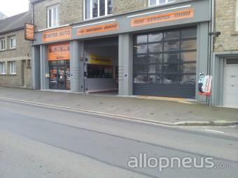 centre montage de pneus ST HILAIRE DU HARCOUET