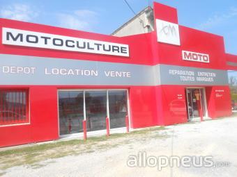 centre montage de pneus REVEL