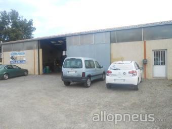 Pneu fonsorbes garage pereira centre de montage for Garage ad pneu