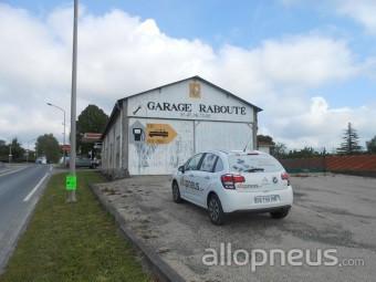 Pneu brossac garage raboute centre de montage allopneus for Garage montage pneu