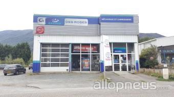 Pneu vizille le garage des roses centre de montage for Garage montage pneu