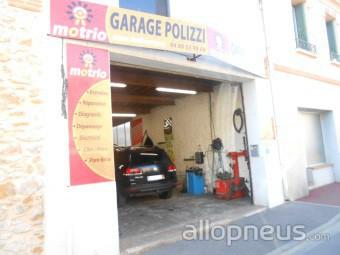 Pneu thuir garage polizzi centre de montage allopneus for Garage marceau colombes avis