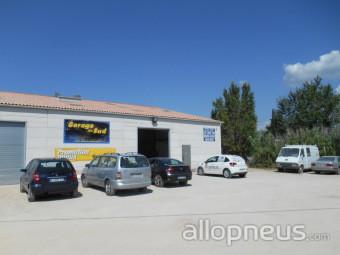 Pneu mallemort garage du sud centre de montage allopneus for Garage sud auto