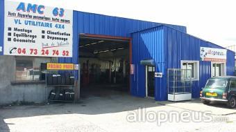 centre montage de pneus GERZAT