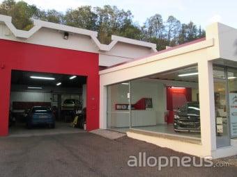 Pneu vezelise garage dechoux centre de montage allopneus for Garage montage pneu