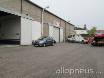 centre montage de pneus MONCEL LES LUNEVILLE