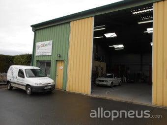 centre montage de pneus ST MALO