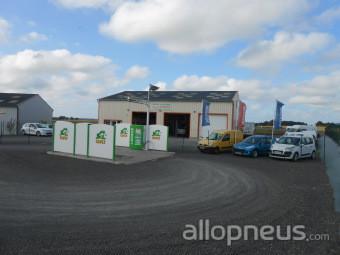 centre montage de pneus CHANTENAY VILLEDIEU
