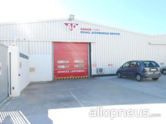 Pneu perpignan garage rigaill ad expert centre de for Garage ad expert montpellier