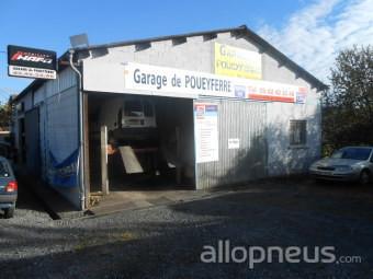 centre montage de pneus POUEYFERRE