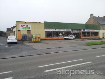 centre montage de pneus BEAUMONT HAGUE