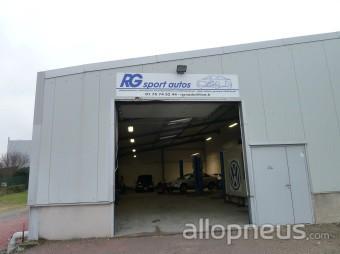 pneu limay rg sport autos centre de montage allopneus. Black Bedroom Furniture Sets. Home Design Ideas