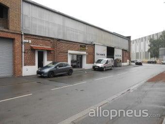 centre montage de pneus LA MADELEINE