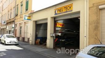 centre montage de pneus LYON