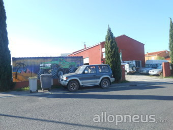 Pneu ceret garage simonnet gse 4x4 centre de montage for Garage de 4x4