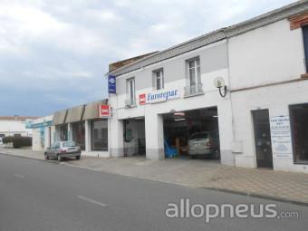centre montage de pneus VILLENEUVE DE MARSAN