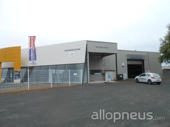 centre montage de pneus SOUSTONS