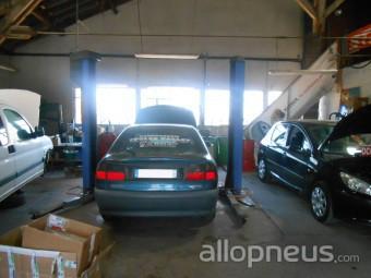 centre montage de pneus VERTEUIL D AGENAIS