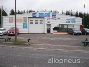 centre montage de pneus VITTEL