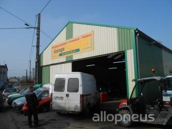 centre montage de pneus VASLES