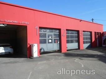 centre montage de pneus LOUDUN