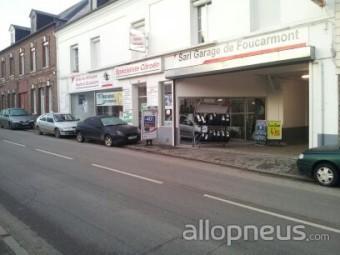 Pneu foucarmont garage de foucarmont centre de for Garage montage pneu