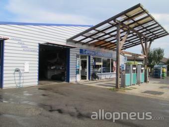 Pneu cernay garage candusso centre de montage allopneus for Location garage cernay
