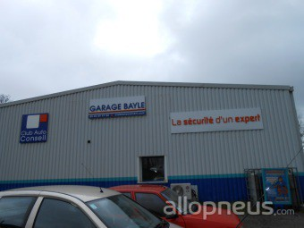 centre montage de pneus MEUZAC