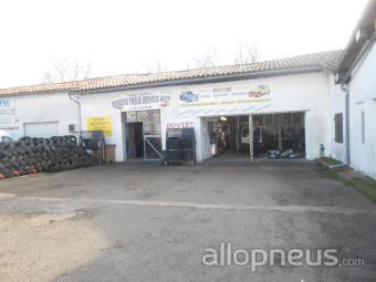 centre montage de pneus MIREPOIX