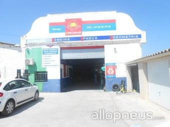 pneu port la nouvelle garage vaz centre de montage