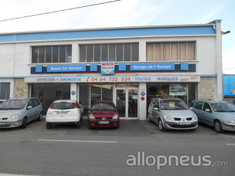pneu brignoles garage de l 39 europe centre de montage