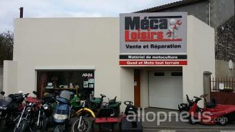 Pneu riom meca loisirs centre de montage allopneus for Garage de paris riom
