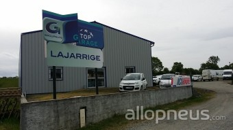 centre montage de pneus SAINT PAUL DES LANDES