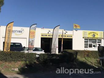 centre montage de pneus ST JEAN DE VEDAS