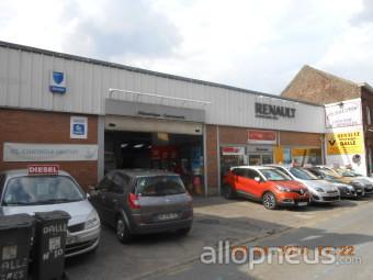 pneu roncq garage dalle centre de montage allopneus