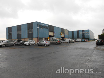 Pneu charny garage laurent nicolas centre de montage for Garage 4x4 seine et marne