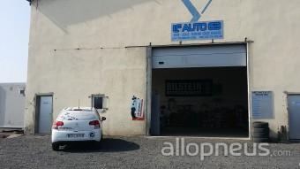 centre montage de pneus ISSOIRE