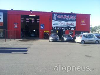 centre montage de pneus THEIX