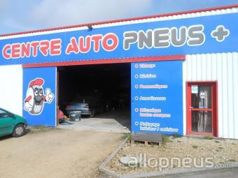 centre montage de pneus EYZERAC
